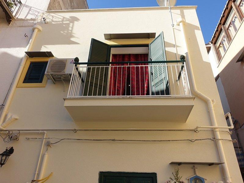 Casa Quattordici, holiday rental in Porticello