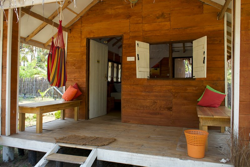 Chalet in kitesurfing resort, holiday rental in Kalpitiya