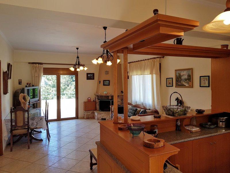 Eftihia's Tratitional House, alquiler vacacional en Zourva