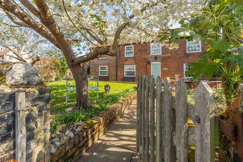 Cobbler's Cottage, location de vacances à Thornage