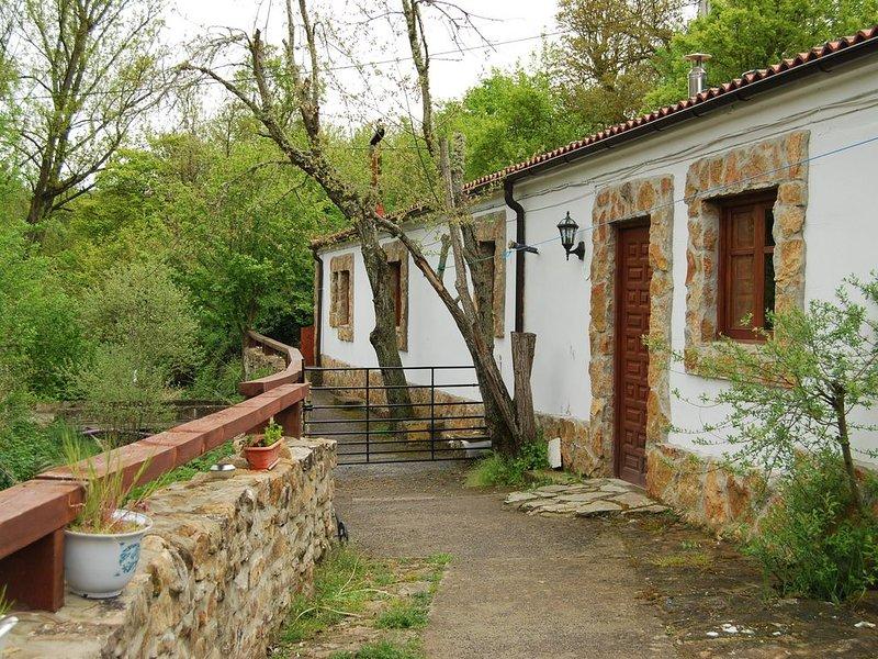 Apartamento rural Petit, Cantabria, holiday rental in Valdeprado del Rio