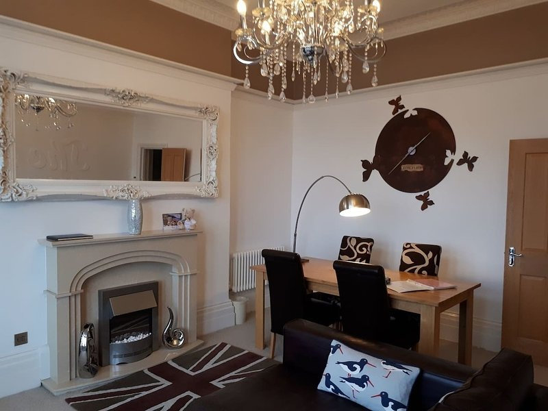 The Hollies Harbour View, holiday rental in Ilfracombe