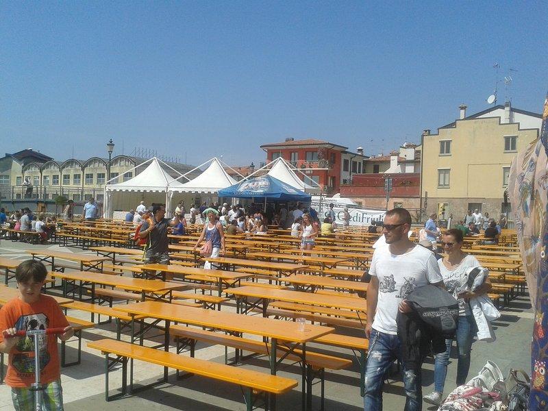 Vecia fish market