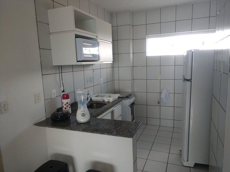 Apartamento VP1601 com linda vista mar, holiday rental in Eusebio