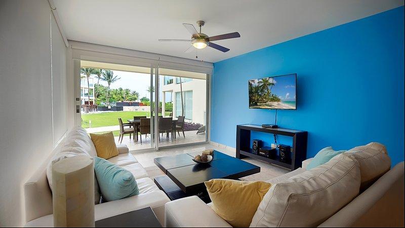 Elements Garden House 3, vacation rental in Playa Paraiso