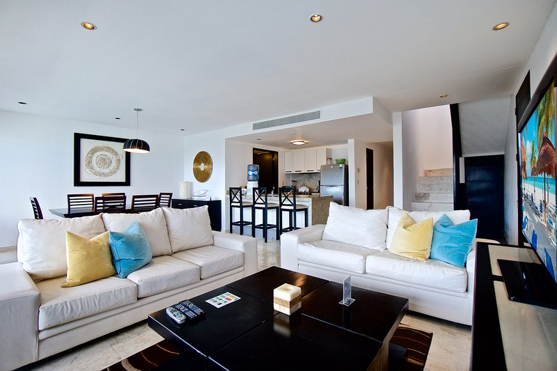 Elements Penthouse 14, vacation rental in Playa Paraiso
