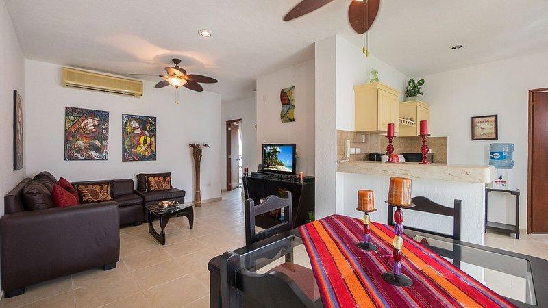 Gaviotas 304, holiday rental in Playa del Carmen