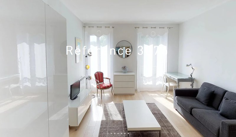 Apartment Fontainebleau - Reference 3876, holiday rental in Samois-sur-Seine