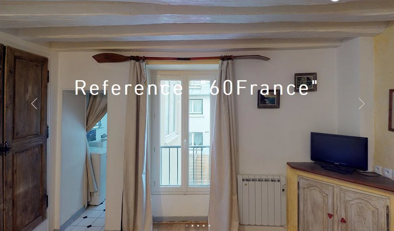Apartment Fontainebleau - Reference  '60France', holiday rental in Samois-sur-Seine