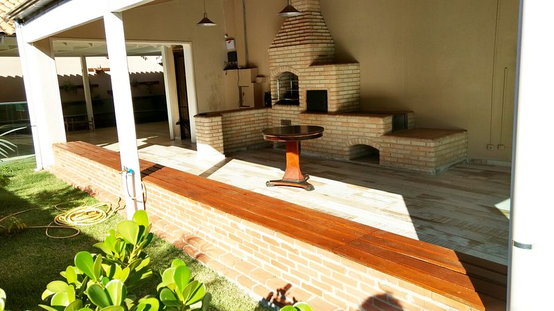 Casa familiar para temporada, alquiler vacacional en Uberaba