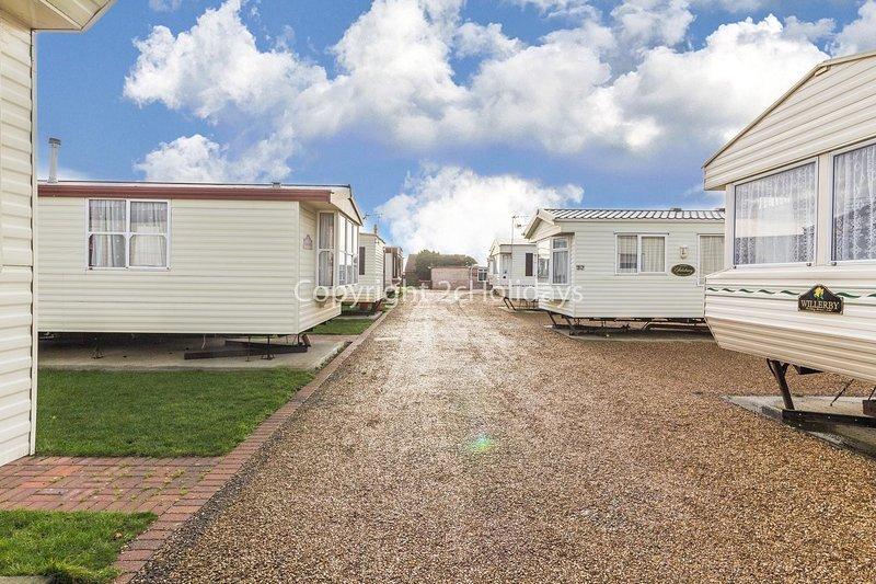 Se alquila una caravana de 8 plazas en Hunstanton en este gran parque familiar de Norfolk.