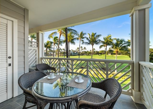 Amazing Golf View's.......from Fairway Villas Waikoloa J21