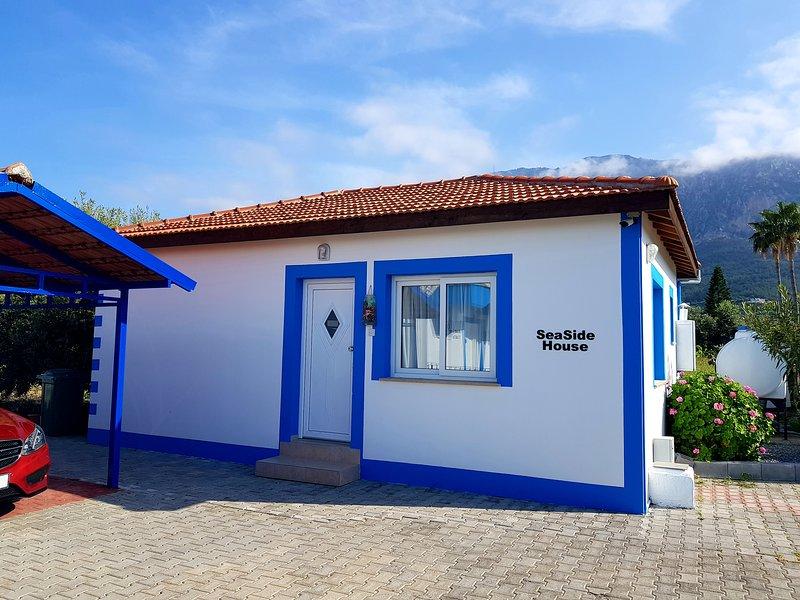SEASIDE HOUSE LAPTA HOLIDAY HOMES  2 Double Bedrooms, alquiler de vacaciones en Lapta