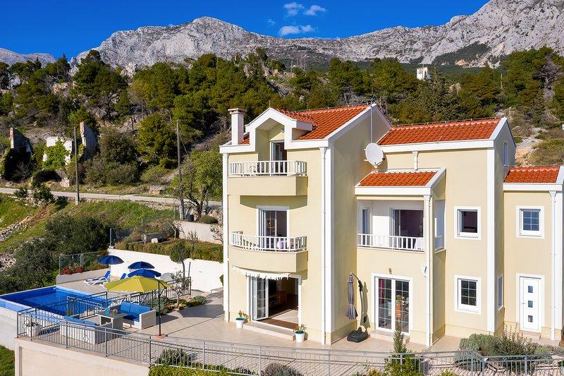 Villa Lilly, holiday rental in Podgora