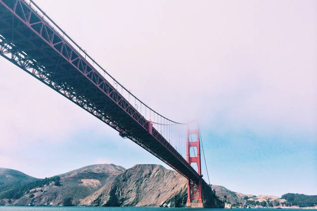45 Minutes to Beautiful San Francisco