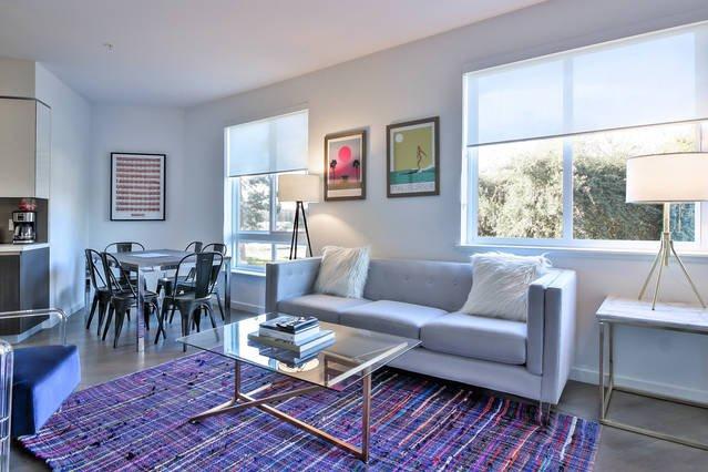 Urban Flat | Fully Sanitized | Designer, Modern & Clean, holiday rental in Milpitas