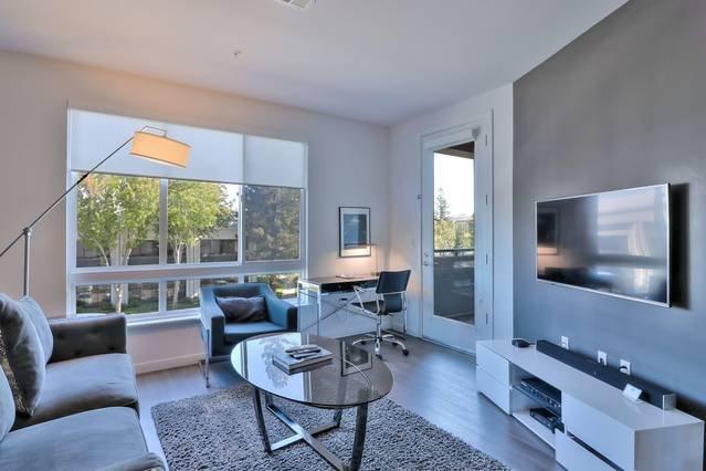 """Välkommen hem! 1BR i hjärtat av San Jose - Bild: 48 """"TV + WiFi + Bluetooth-ljud"""
