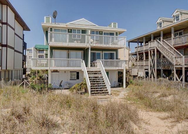 Shore Is Nice - Affitto vacanze Oceanfront a Carolina Beach