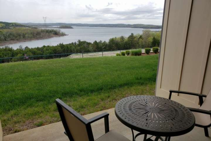 Awesome Lake View from your Private Patio.