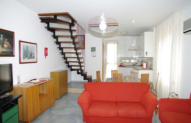 Bellissimo appartamento per 3 persone in Residence, location de vacances à Mazzaforno