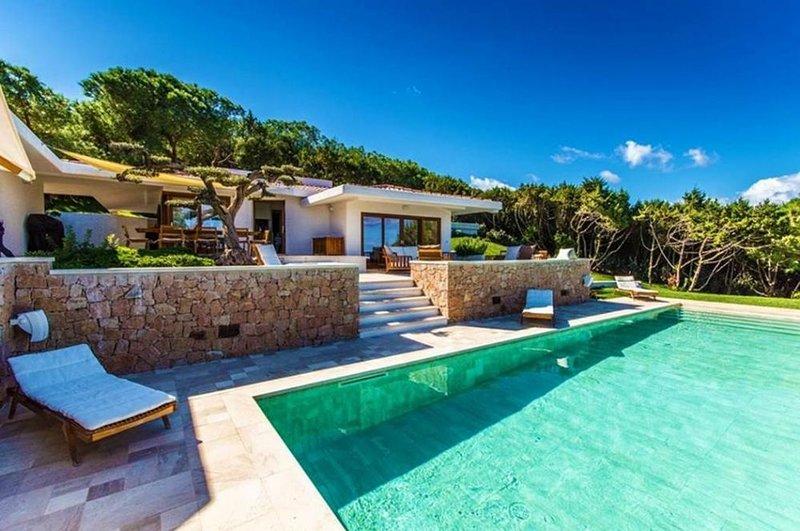 Villa Yesina – semesterbostad i Costa Paradiso