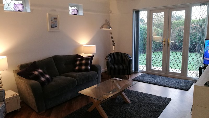 Bungalow in beautiful Broadstairs, casa vacanza a Kingsgate
