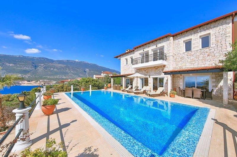 Villa Juniper, Kas peninsula, holiday rental in Kastellorizo