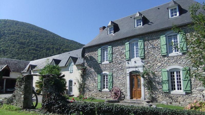 Village 1771, location de vacances à La Barthe-de-Neste