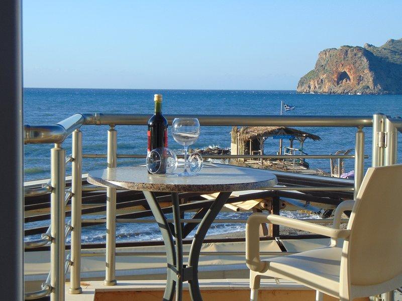 Litinas Casa, holiday rental in Nea Kydonia