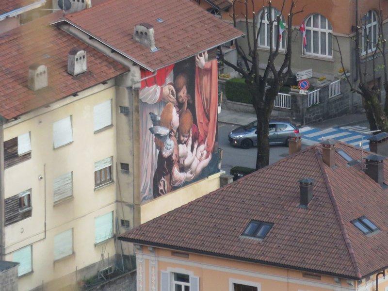 Art de rue.