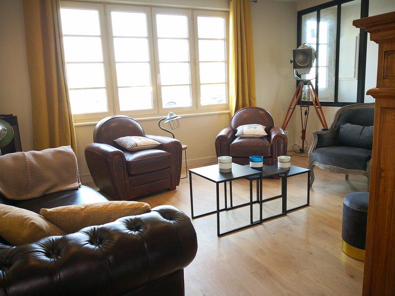 Villa Esprit Cosy n°5, sur le port de Saint Valery sur Somme, holiday rental in Estreboeuf