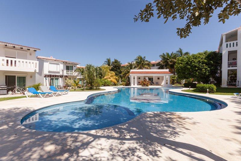 Per un perfetto relax in vacanza in Messico ...