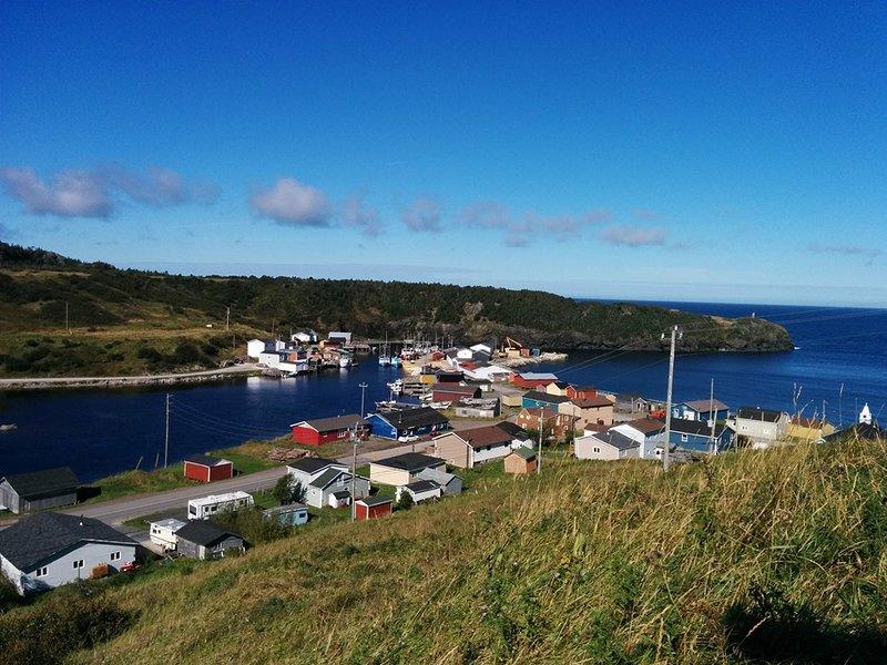 A little fishing village