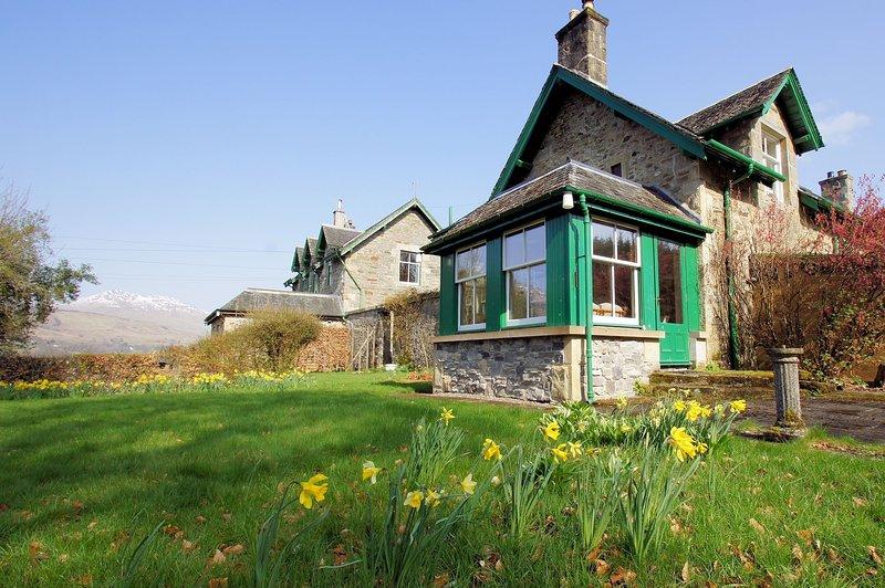 Tolsta, holiday rental in Loch Tay