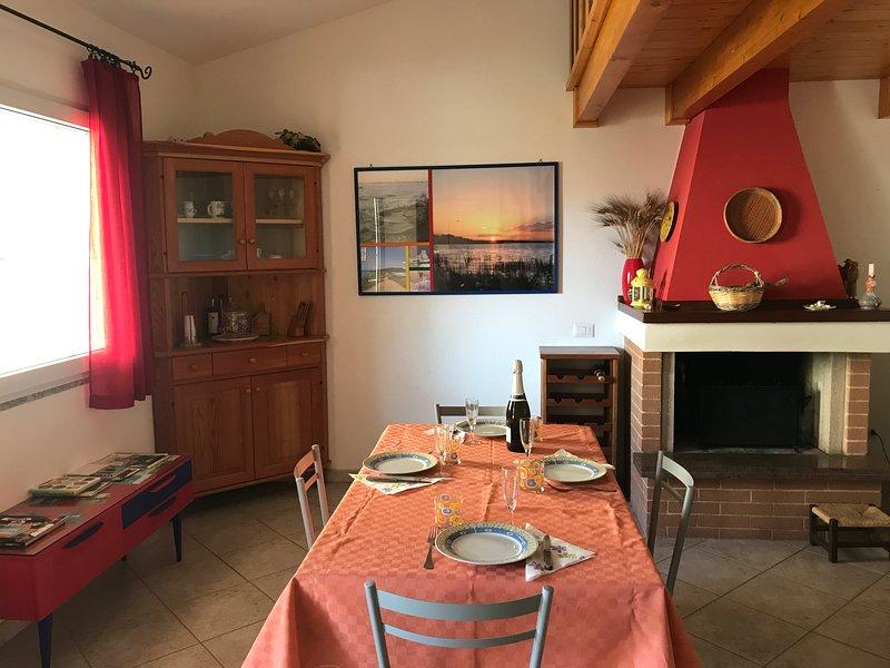 Mandriola - Putzu Idu: house 50 mt from the sea, Ferienwohnung in San Vero Milis