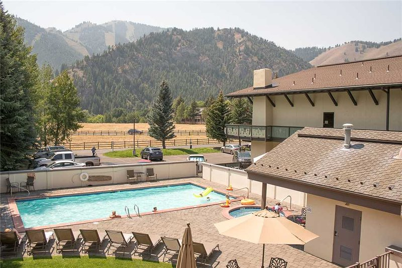 Christophe Condo 609AB, vacation rental in Ketchum