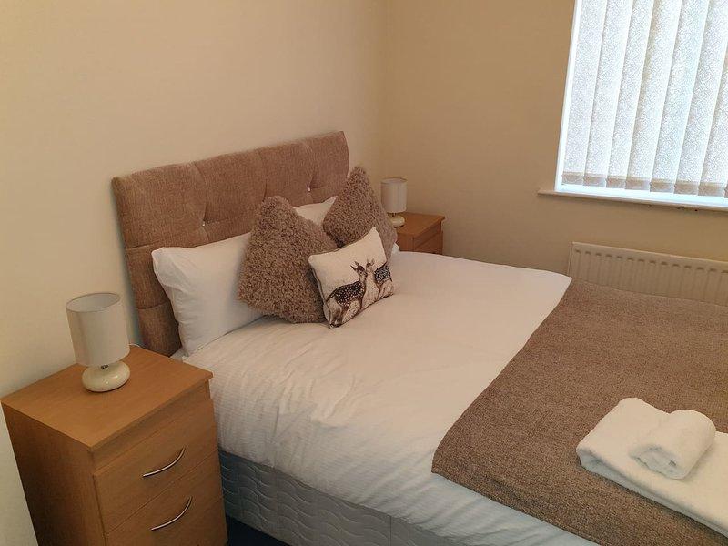 South Shield's Hidden Gem Diamond House Sleeps 6 G, holiday rental in Tyne and Wear