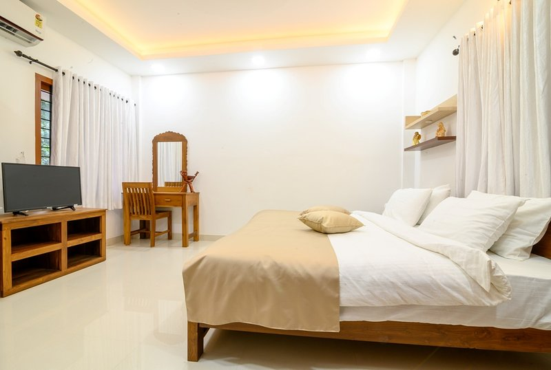 'NESSTAY' is fully furnished One room kitchen studio flat.