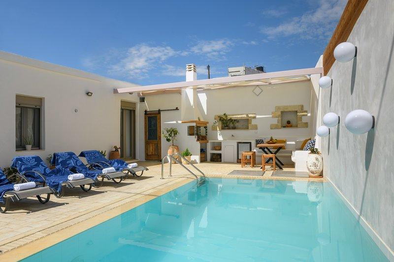 Chrisanthi Elegant Home, holiday rental in Crete