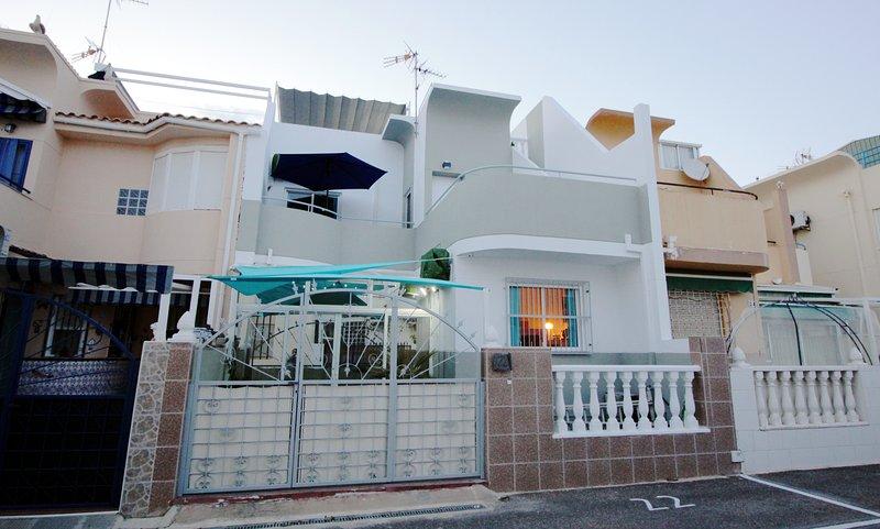 Casa Turquesa, location de vacances à El Chaparral