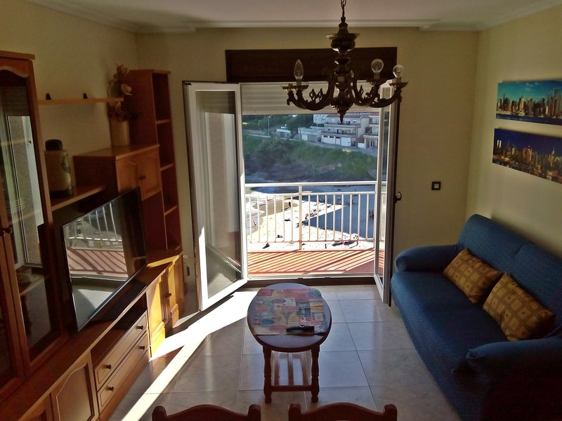 Apartment - 3 Bedrooms with WiFi and Sea views - 107447, holiday rental in Portonovo