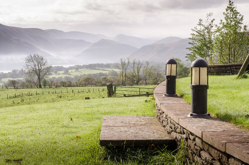 A stay at Bank Barn will remain in your memory for a lifetime.  The views are breathtaking.