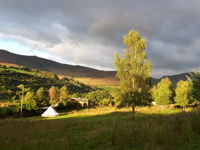 Nire Valley Glamping, holiday rental in County Waterford