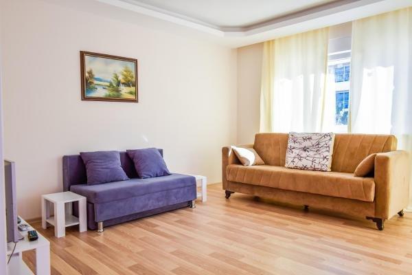 C4: Spacious 2 bedroom. Mountain view. Big kitchen, holiday rental in Goynuk