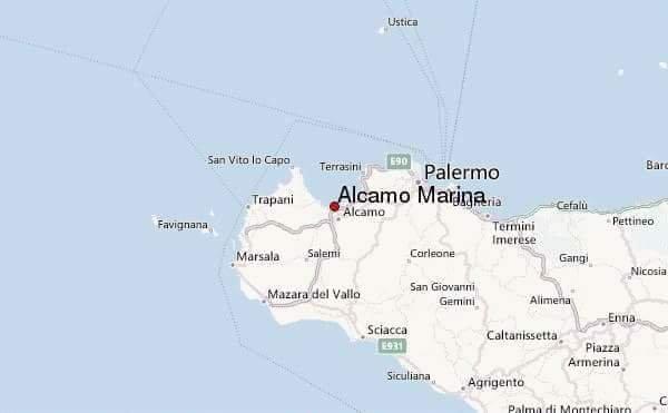 Casa vacanze la Catena a 500 mt dalla spiaggia di Alcamo marina in Sicilia, holiday rental in Alcamo Marina