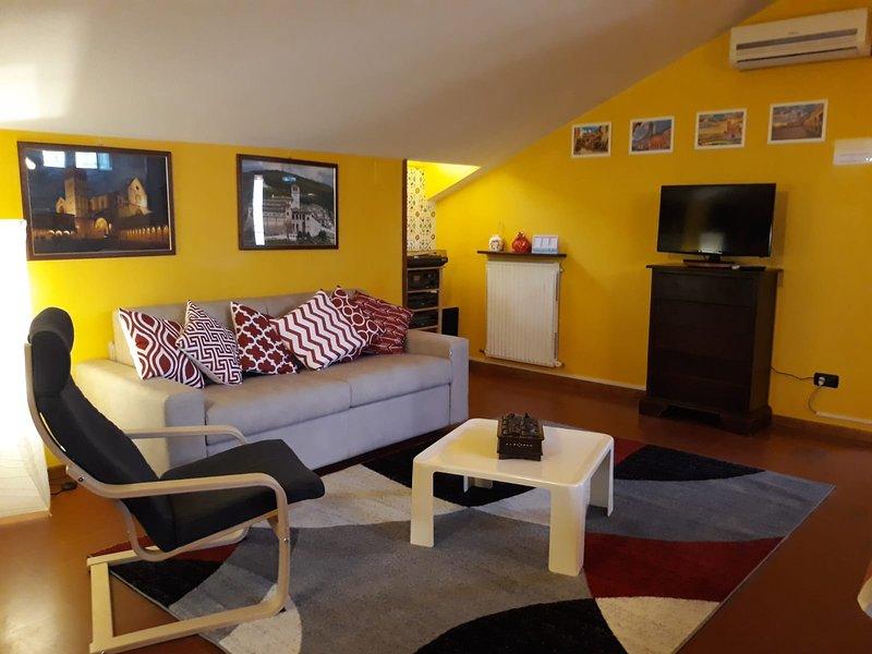 Casa vacanze A Due Passi Da Assisi, aluguéis de temporada em San Vitale