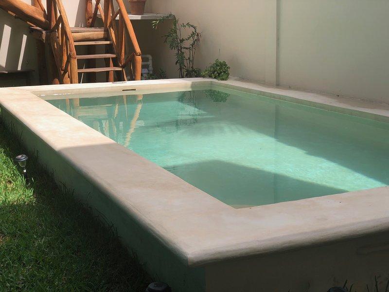 Casa Roca 1, alquiler de vacaciones en Macario Gómez