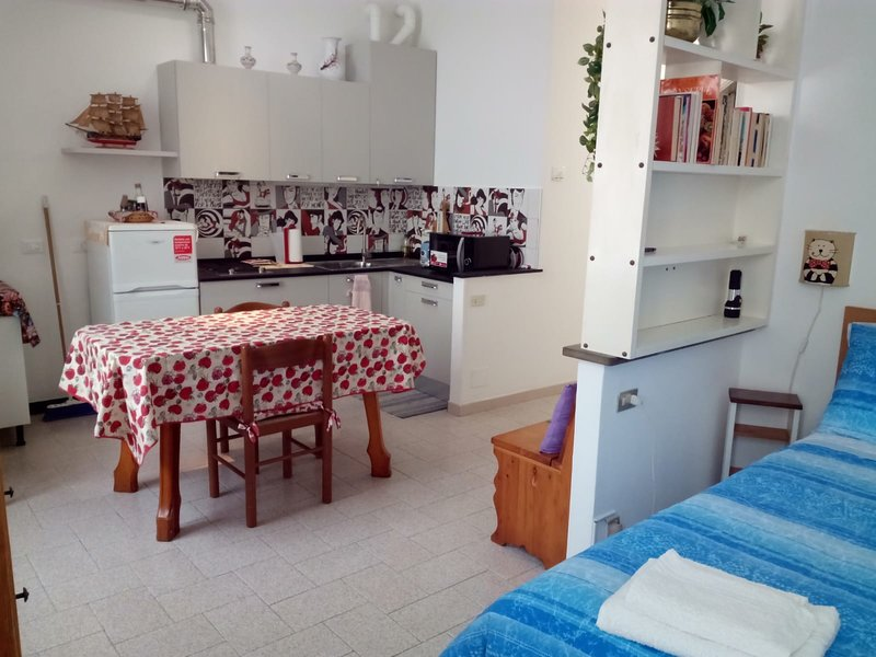 Appartamento ' NONNA ROSETTA '  in centro a Vernazza, holiday rental in Vernazza