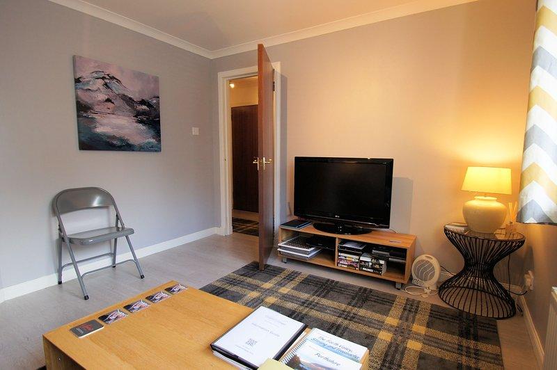Northchurch Apartment 4, holiday rental in Strathyre