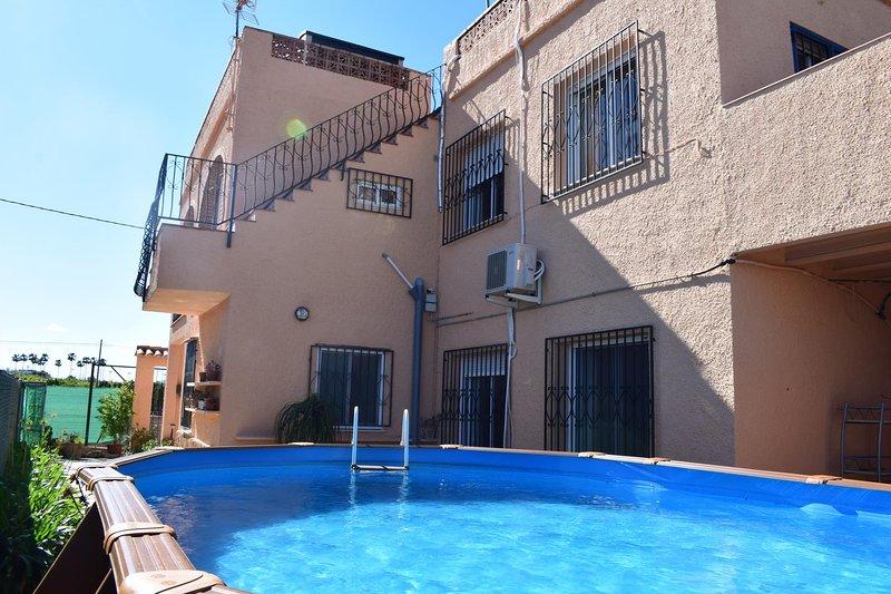 Partida Burguera Kiko CH1473, holiday rental in Piles